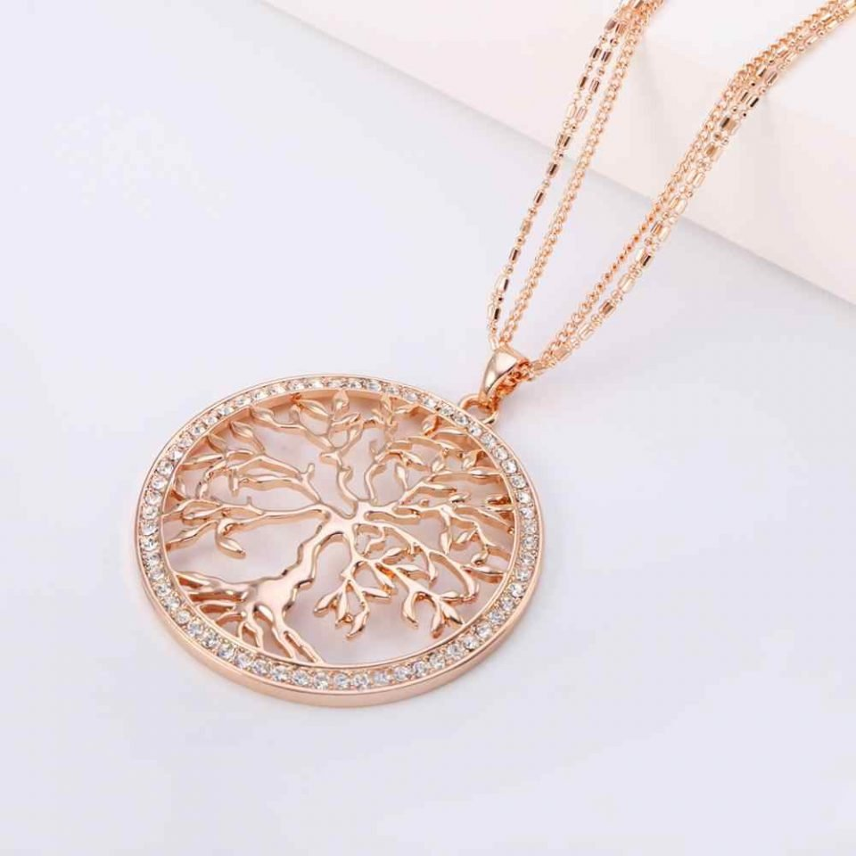 Big-Tree-of-Life-Crystal-Pendant-Necklace-for-Women-Rose-Gold-Round-Tree-Multi-Layers-Long.jpg_q50 (2)
