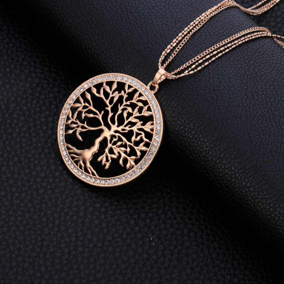 Big-Tree-of-Life-Crystal-Pendant-Necklace-for-Women-Rose-Gold-Round-Tree-Multi-Layers-Long.jpg_q50 (3)